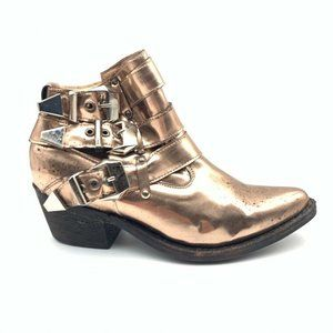 Jeffrey Campbell Womens Ankle Boot Sz 8